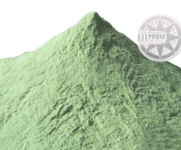 Карбид кремния зеленый 63С  F500 Фото 2