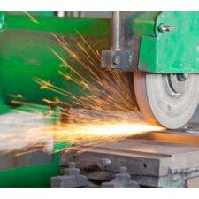 Участие абразивов в этапах обработки металлов