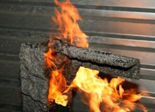 Нитрид бора и глинозем для тушения особо опасных пожаров