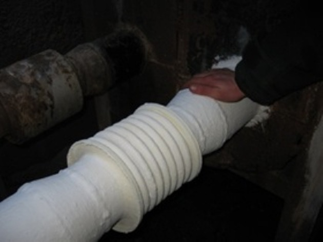 Применение продуктов абразивной промышленности для теплоизоляции