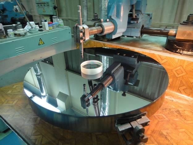 Астрономические телескопы из карбида кремния