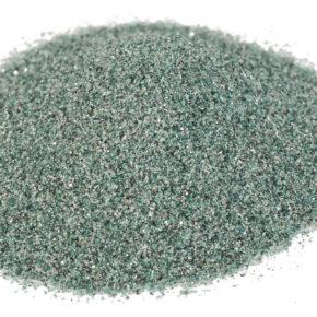 Карбид кремния зеленый