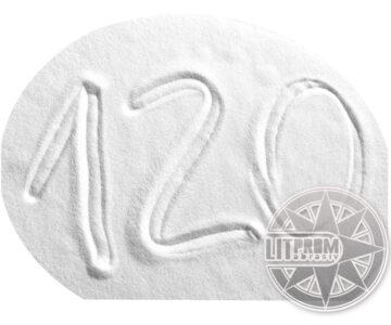 Электрокорунд белый 25А F120