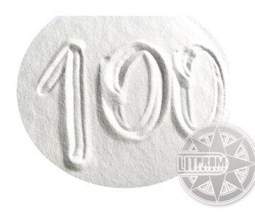 Электрокорунд белый 25А F100