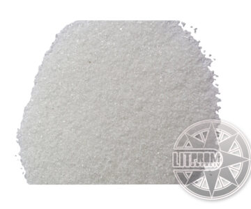 Электрокорунд белый  1 + 0,5 мм