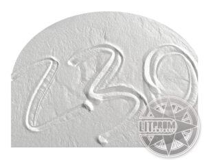 Электрокорунд белый 25А  F230