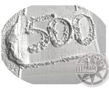 Электрокорунд белый 25А  F500 Фото 2