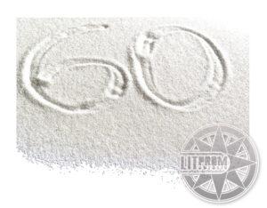 Электрокорунд белый 25А  F60